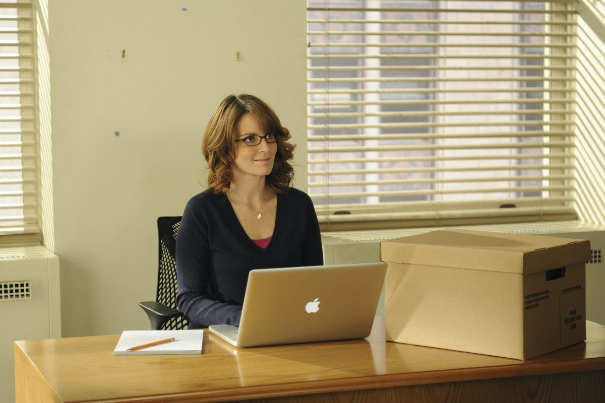 Tina Fey as Liz Lemon