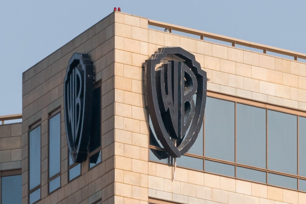General views of Warner Brothers Studios offices and Studio Tour on September 17, 2020 in Burbank, California.