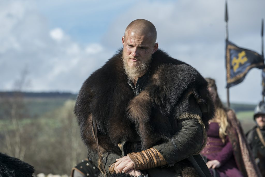 Alexander Ludwig in 'Vikings'