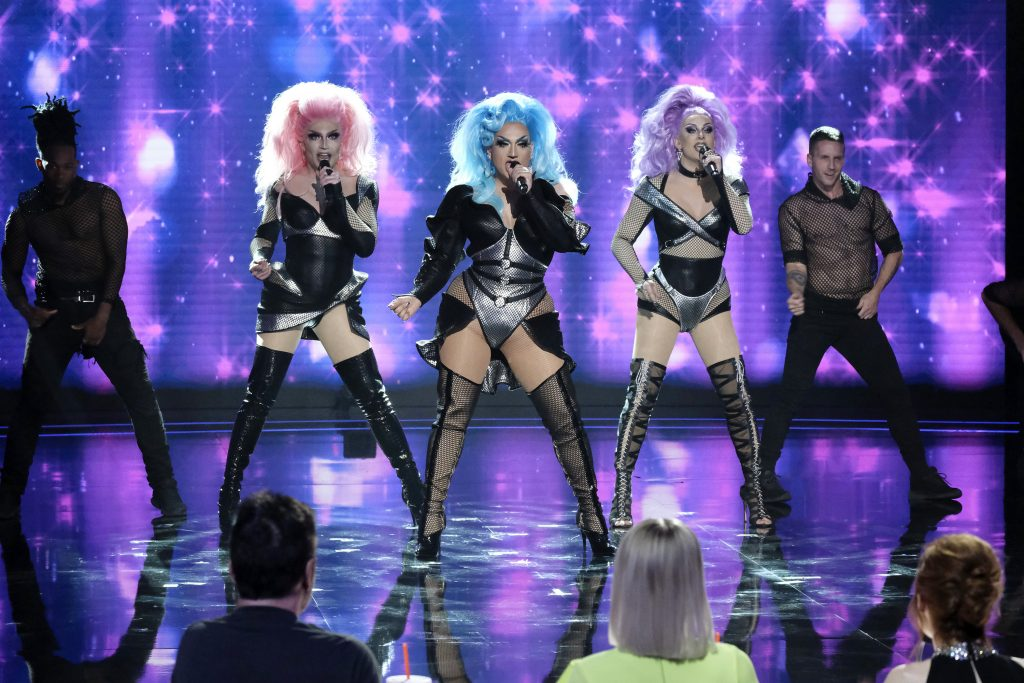 'America's Got Talent' Contestants Rosé, Jan, and Lagoona of Stephanie's Child
