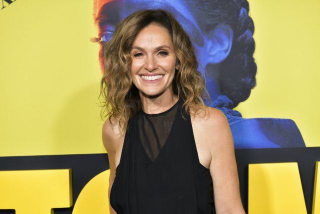 'NYPD Blue': Amy Brenneman Felt 'Honored' to Star In the Groundbreaking Nude Scenes