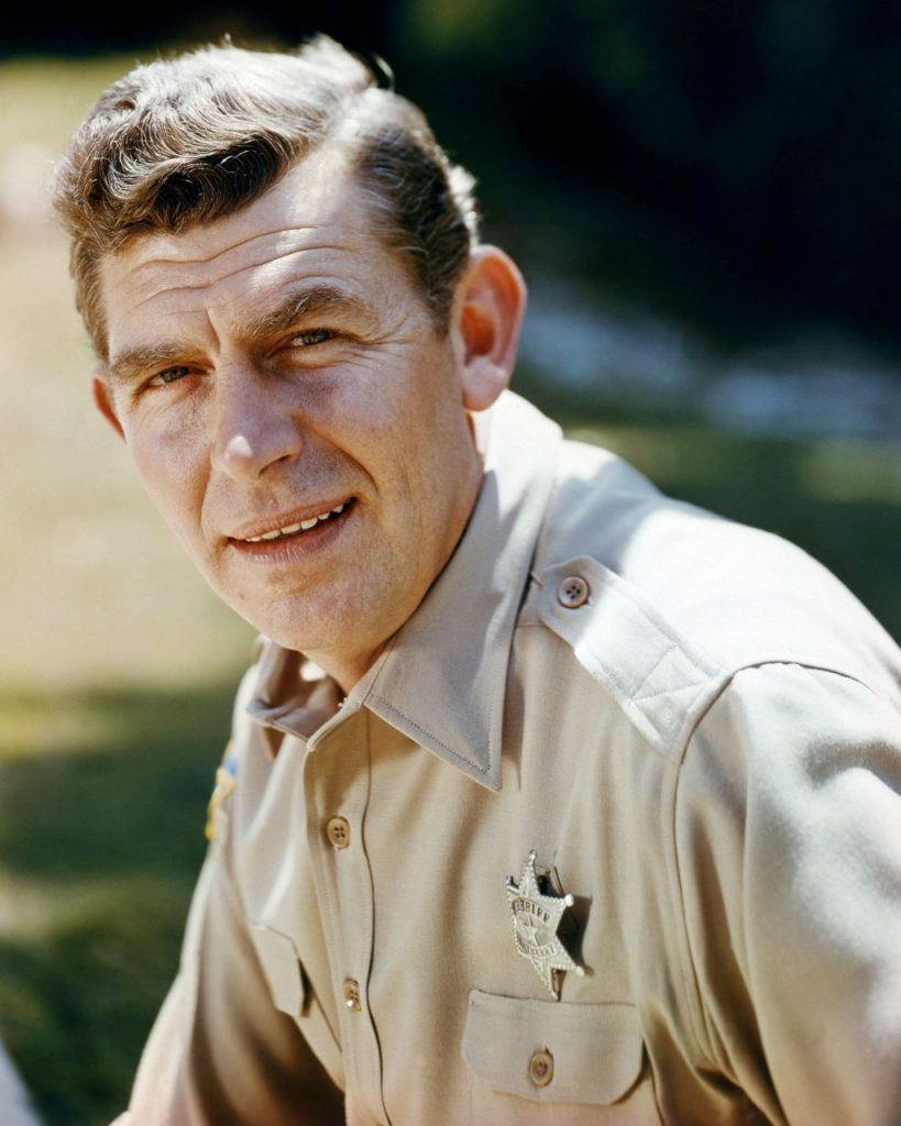 Andy Griffith   Silver Screen Collection/Getty Images