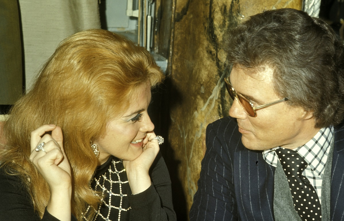 Ann-Margret and Roger Smith in 1971
