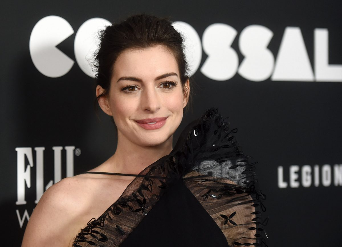 Turns out Anne Hathaway hates her name