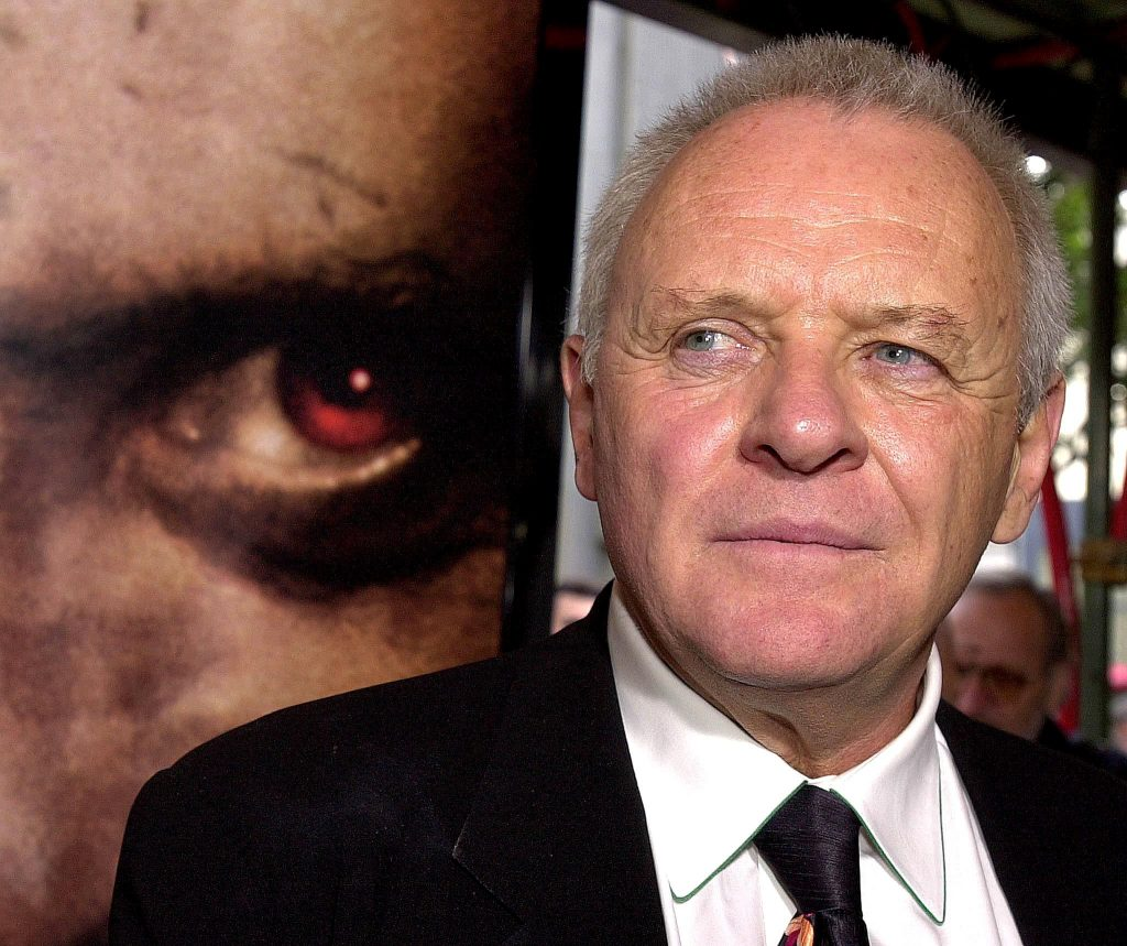 The Silence Of The Lambs Star Anthony Hopkins Reveals His Inspiration For Hannibal Lecter