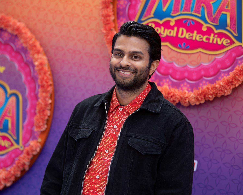 'Wandavision' star Asif Ali