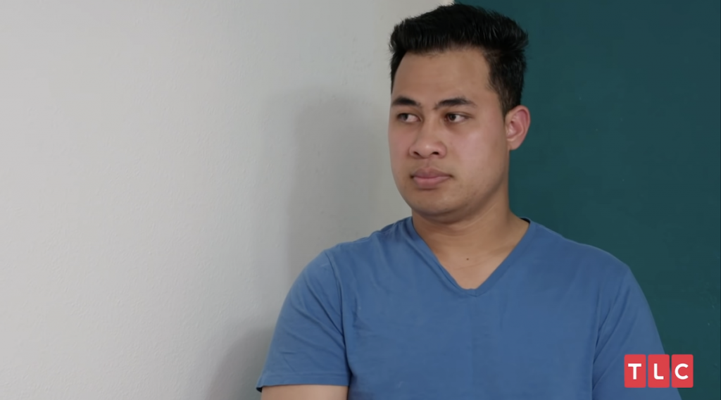 Asuelu Pulaa in '90 Day Fiancé Happily Ever After'