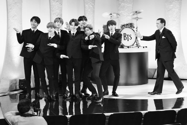 Does BTS Like The Beatles?