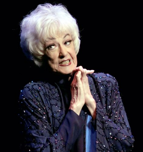 Bea Arthur May Be Famous For 'The  Golden Girls,' But She Was Quite the Stage Actor…and She Sang