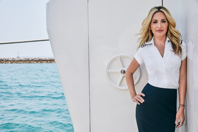'Below Deck': Kate Chastain Reveals She Had To Take Chef Rachel To the Hospital for a Similar Stomach Issue