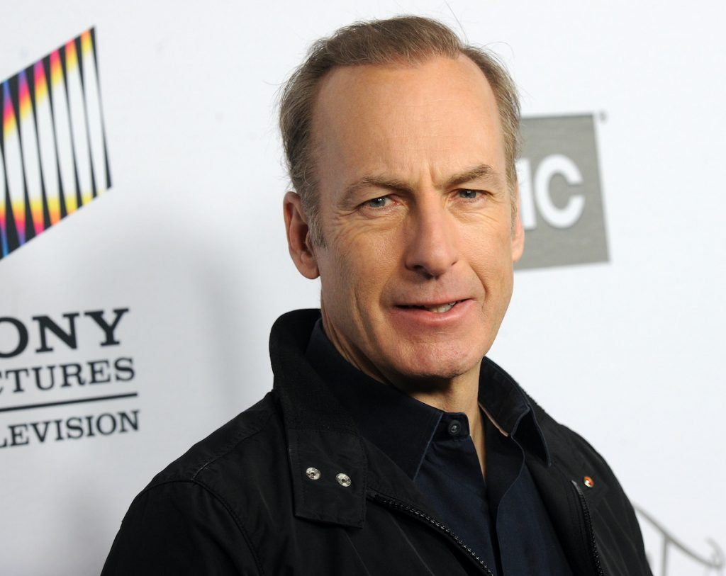 Bob Odenkirk at a media event