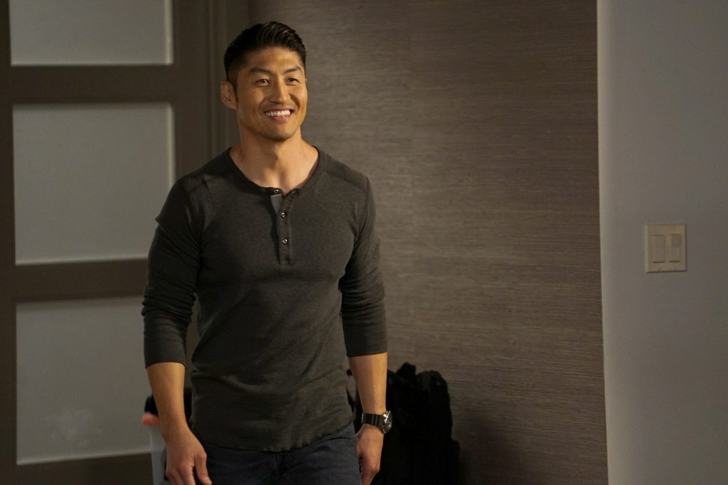 Brian Tee as Dr. Ethan Choi on 'Chicago Med'