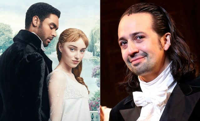 'Bridgerton' and 'Hamilton' Have This 1 Random Thing in Common