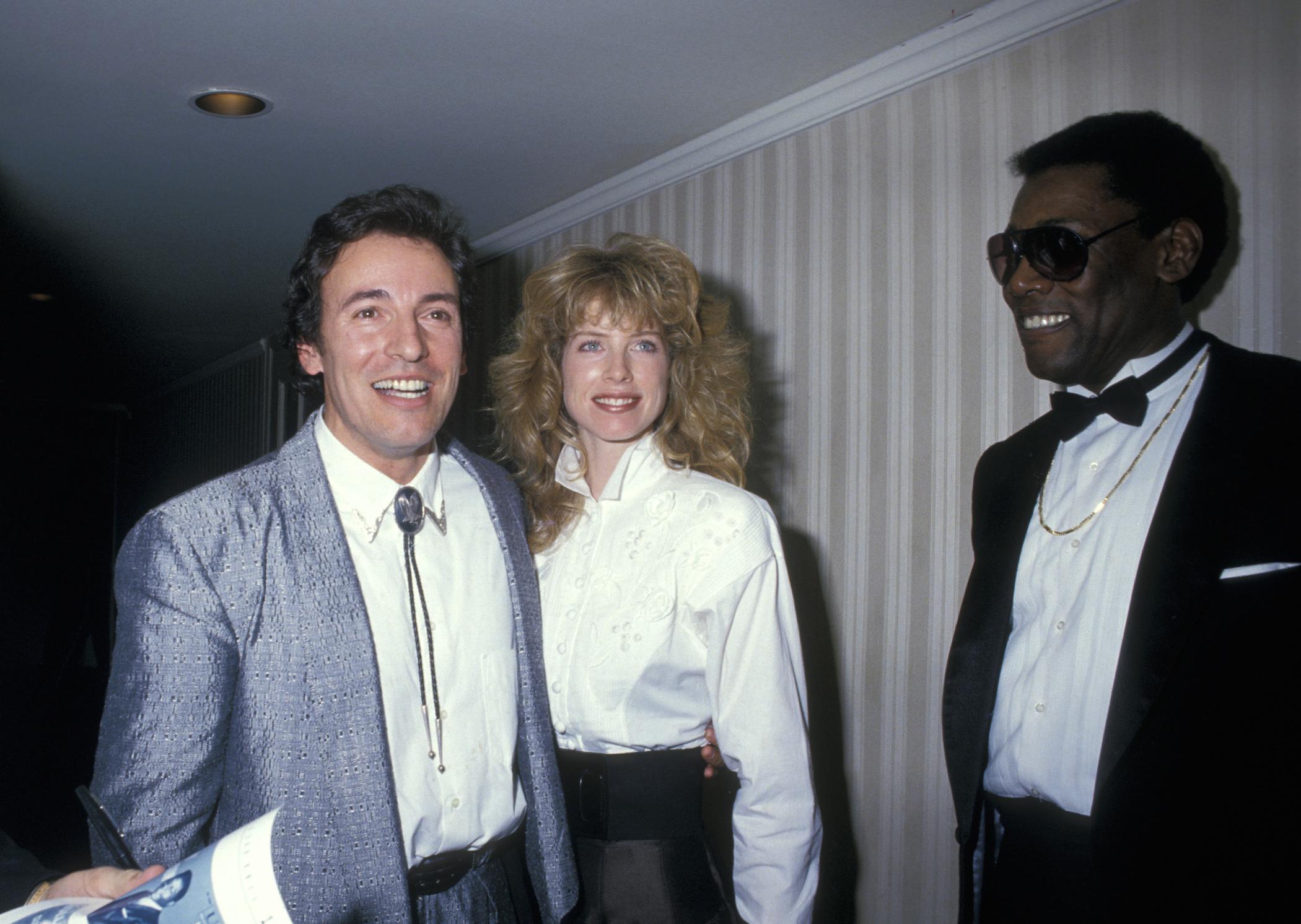 Julianne Phillips Bruce Springsteen Photos