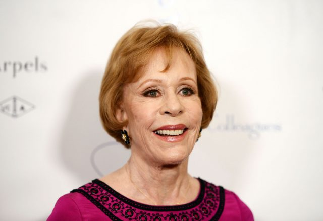 Carol Burnett Amassed $45 Million During Her Incredible Acting Career