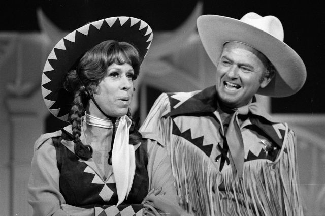 'The Carol Burnett Show': Why Carol Burnett Thought 'Something Was Terribly Wrong' With Guest Star Rita Hayworth
