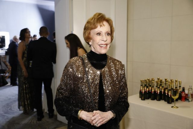 'The Carol Burnett Show': Is Carol Burnett Married?