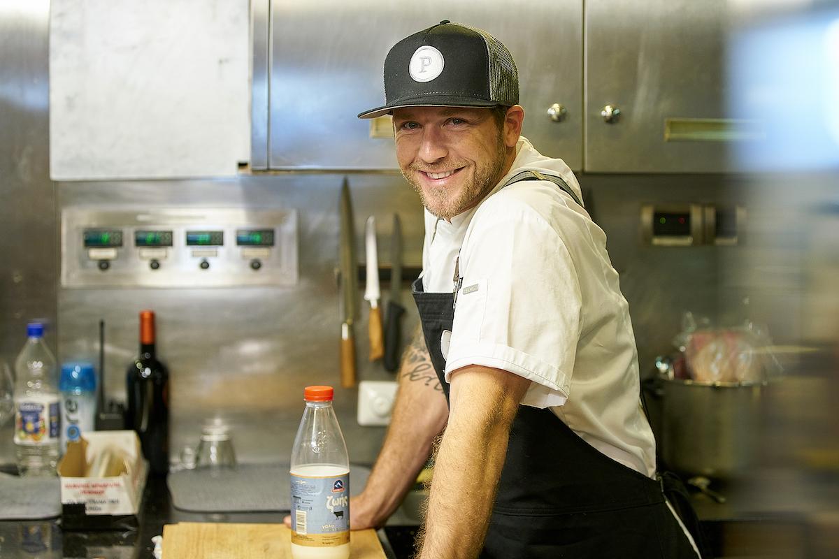Chef Adam Glick