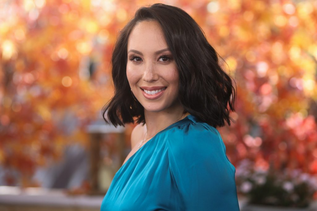 'Dancing With the Stars' Pro Cheryl Burke Self-Diagnosed Herself as This - Showbiz Cheat Sheet