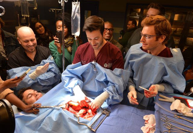 'Chicago Med' Might Not Be as Accurate as 'Scrubs' but It Does Rate Higher Than' Greys Anatomy'