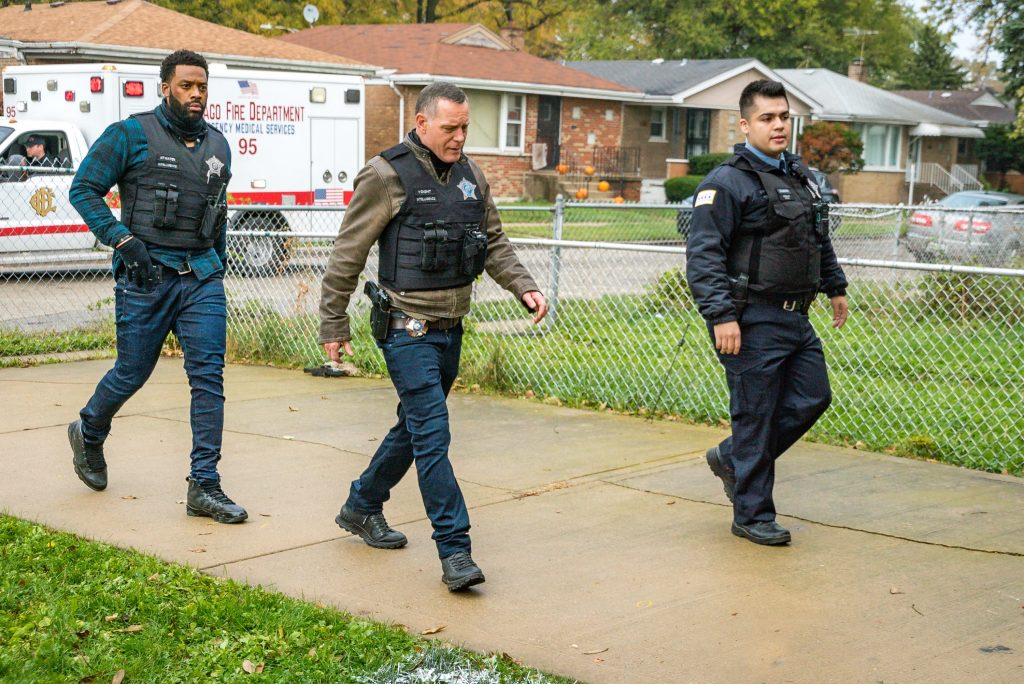 'Chicago P. D.': LaRoyce Hawkins as Kevin Atwater, Jason Beghe as Hank Voight