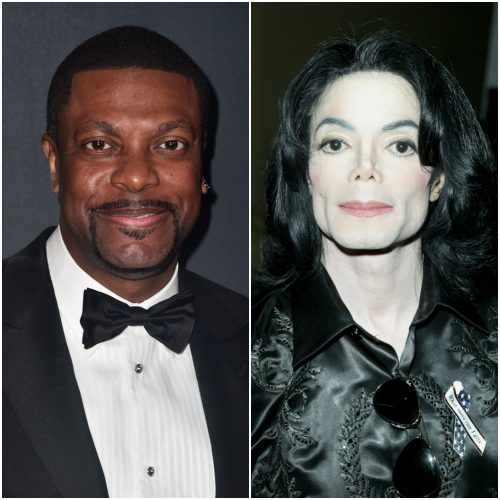Chris Tucker Had a Hilarious Joke About Michael Jackson's 'Reaction' to His 'Don't Stop 'Til You Get Enough' Performance in 'Rush Hour 2'
