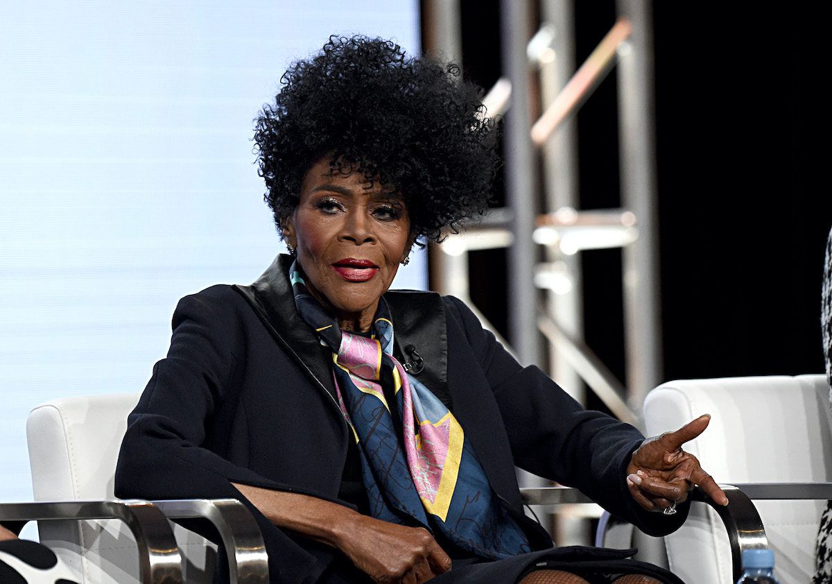 Cicely Tyson in 2020