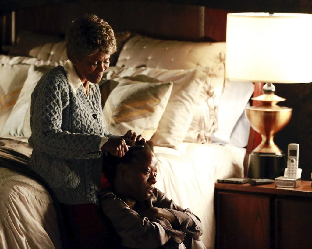 Cicely Tyson and Viola Davis on 'How to Get Away with Murder'