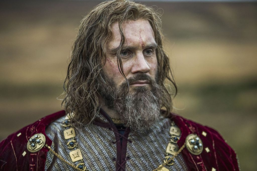 Clive Standen in 'Vikings'