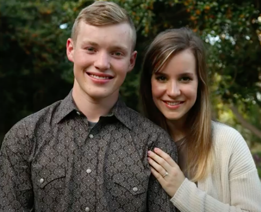 Counting On Justin Duggar Claire Spivey
