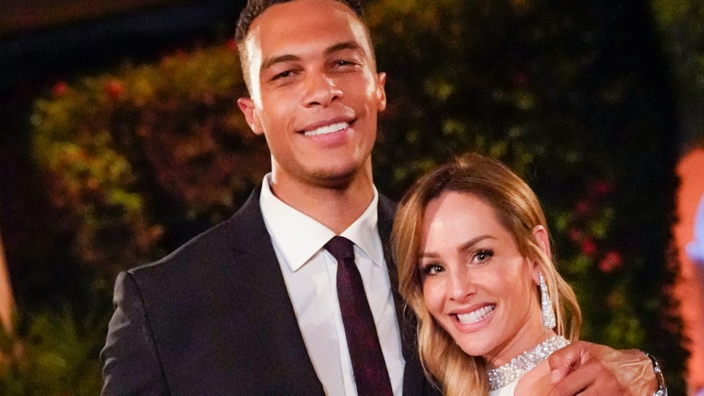 Dale Moss and Clare Crawley on 'The Bachelorette' Season 16 Episode 4 After They Got Engaged
