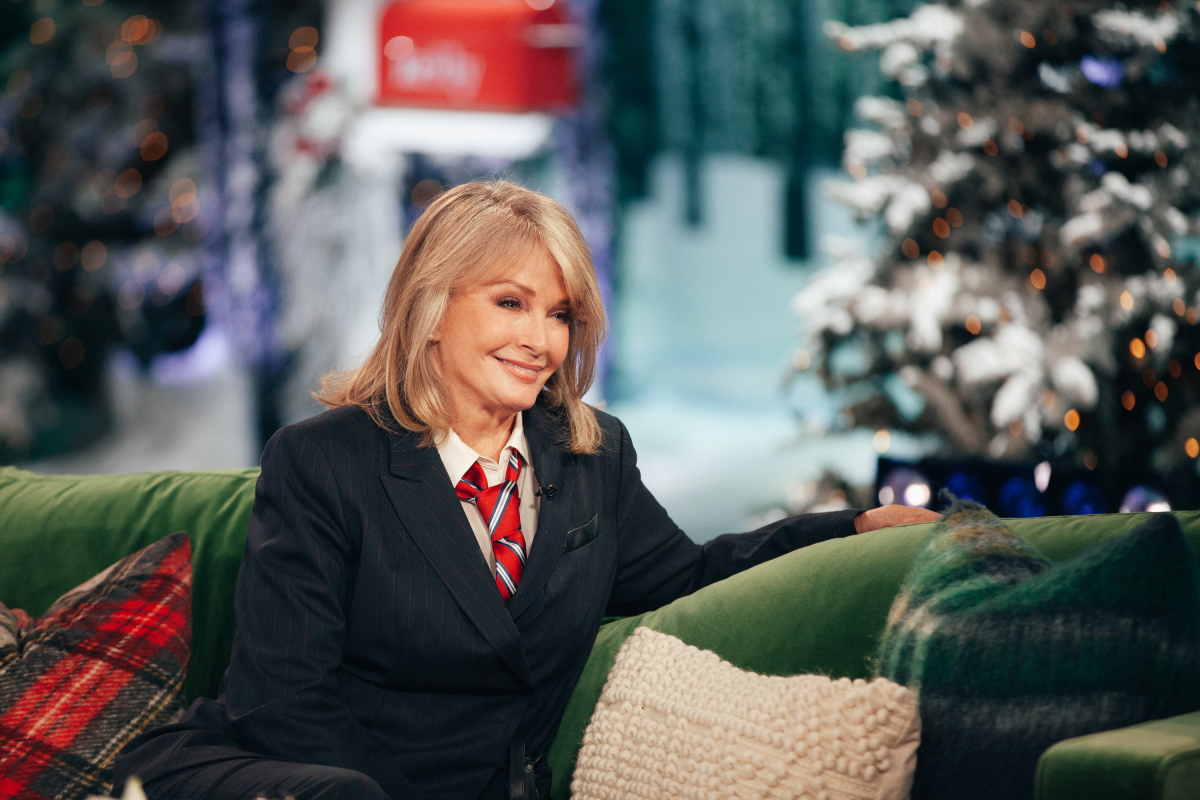 Christmas Day 2021 Days Of Our Lives Days Of Our Lives Diedre Hall Claims 1 Of Marlena S Craziest Storyline S Actually Involved Something Very Real