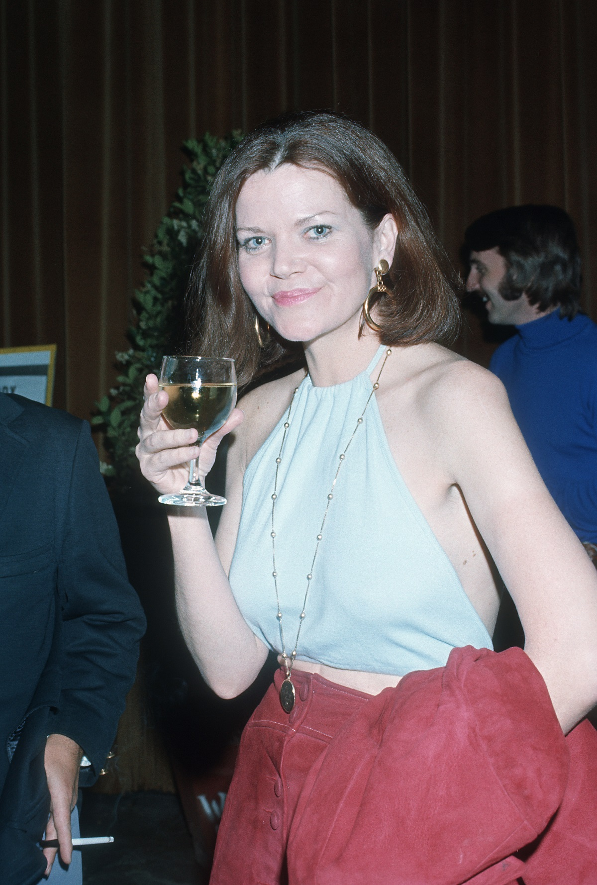 Eileen Brennan, who played Mrs. Peacock in 'Clue'