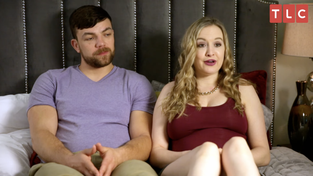 Elizabeth and Andrei Castravet in '90 Day Fiancé: Happily Ever After'