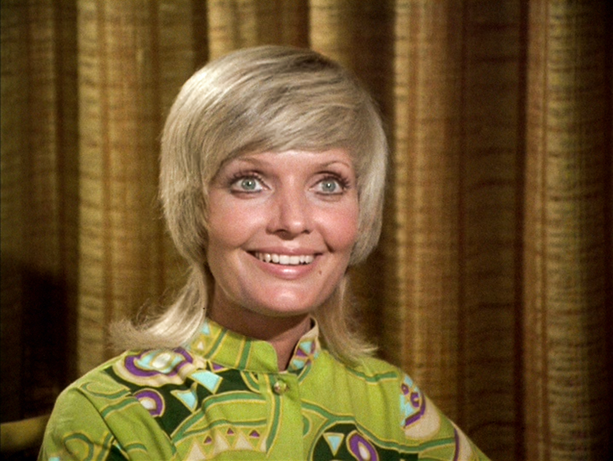Florence Henderson in 'The Brady Bunch'