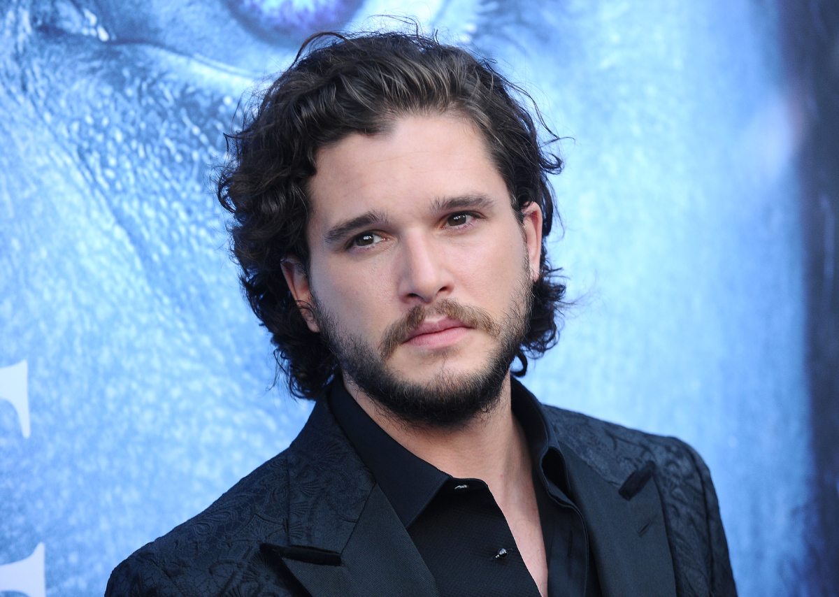 """Kit Harington attends the season 7 premiere of """"Game Of Thrones"""" at Walt Disney Concert Hall on July 12, 2017 in Los Angeles, California"""