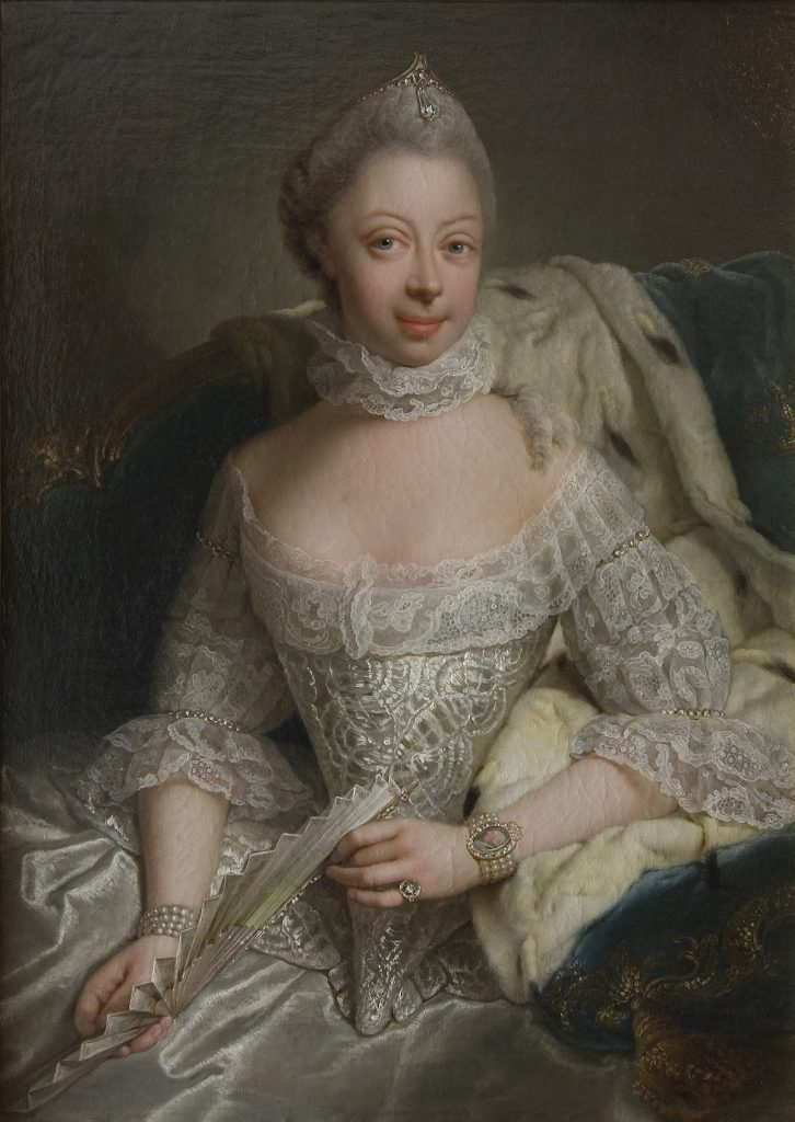 Queen Charlotta, Sofia Charlotta, 1744-1818, Princess of Mecklenburg-Strelitz, Queen of England   Sepia Times/Universal Images Group via Getty Images