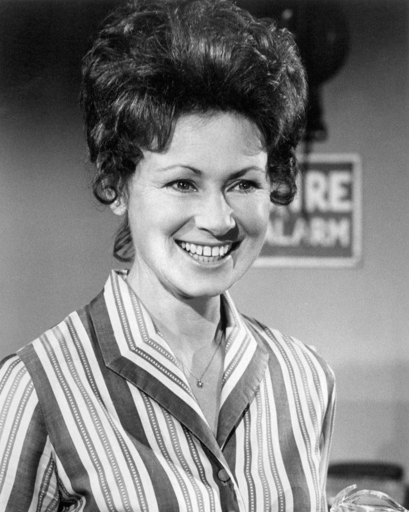 Marion Ross as Marion Cunningham on 'Happy Days', 1975