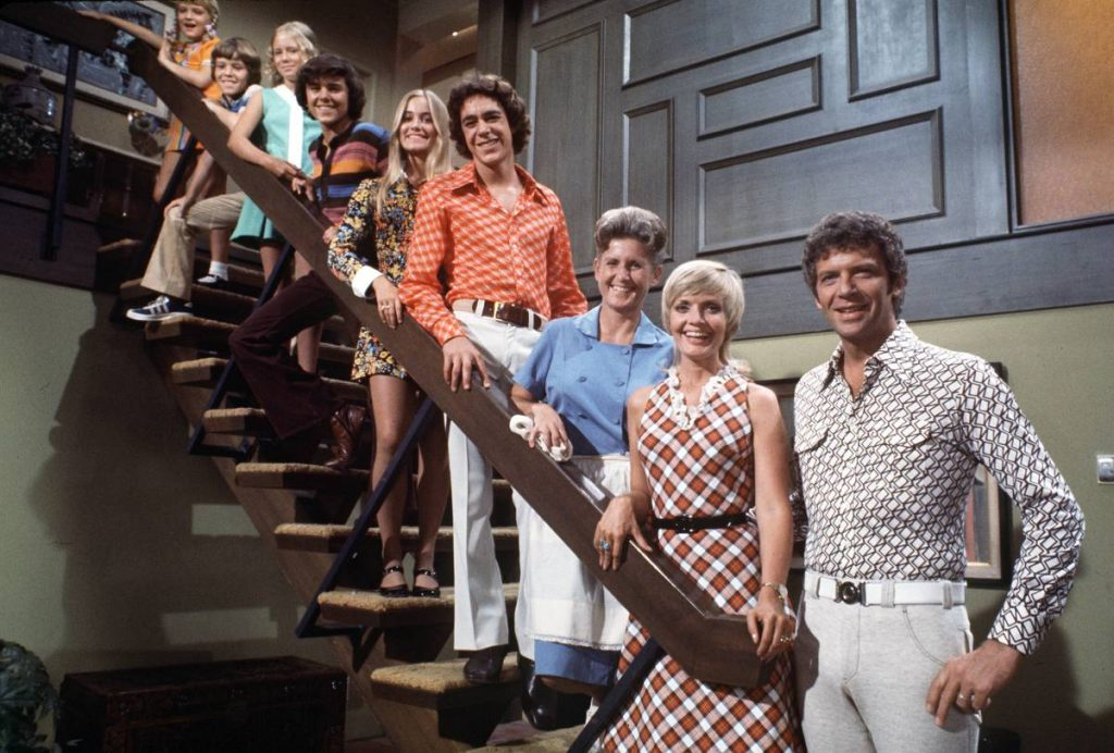 The cast of 'The Brady Bunch'
