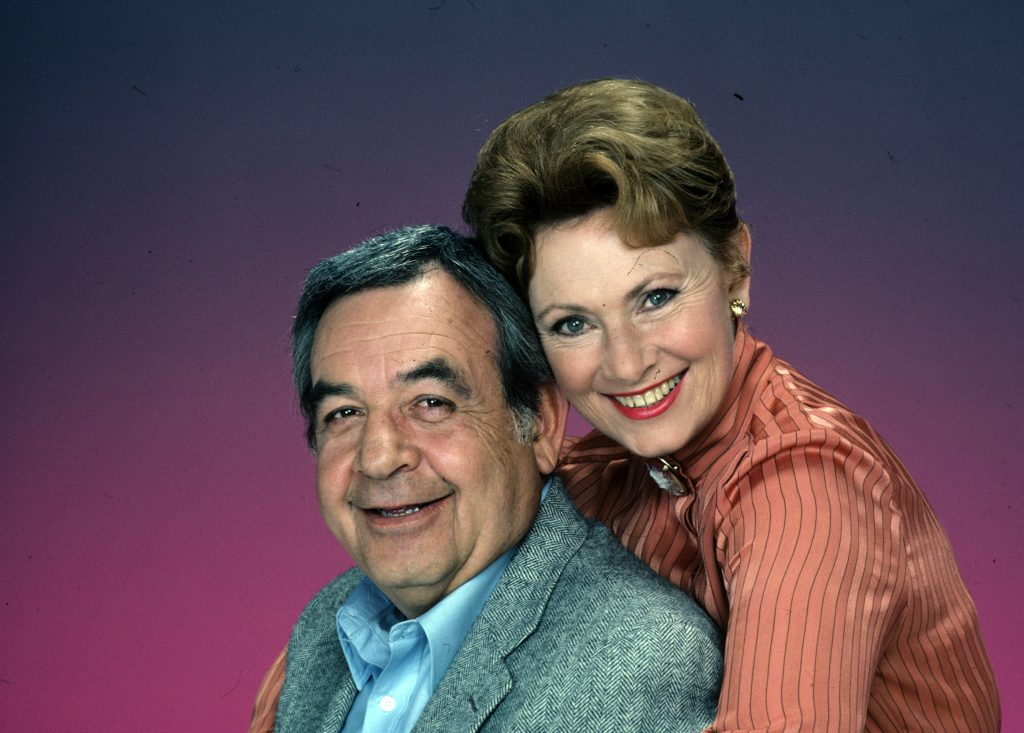 Tom Bosley and Marion Ross, 1982