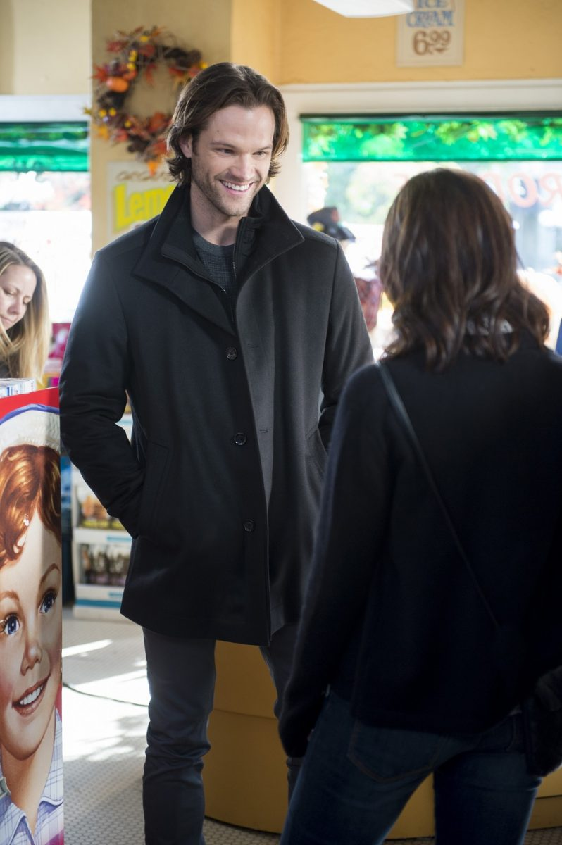 Dean Forrester in 'Gilmore Girls: A Year in the Life'