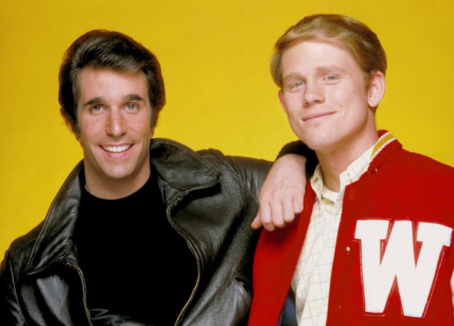 'Happy Days': Who's Older Ron Howard or Henry Winkler and How Much Is Each Star Worth?