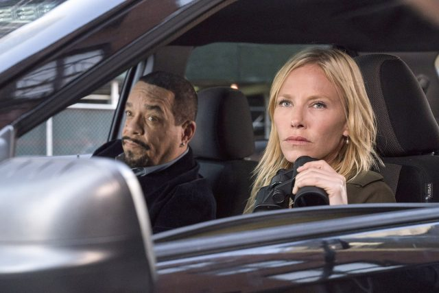'Law & Order: SVU': Kelli Giddish Shares a Unique Behind-the-Scenes Post With Ice-T