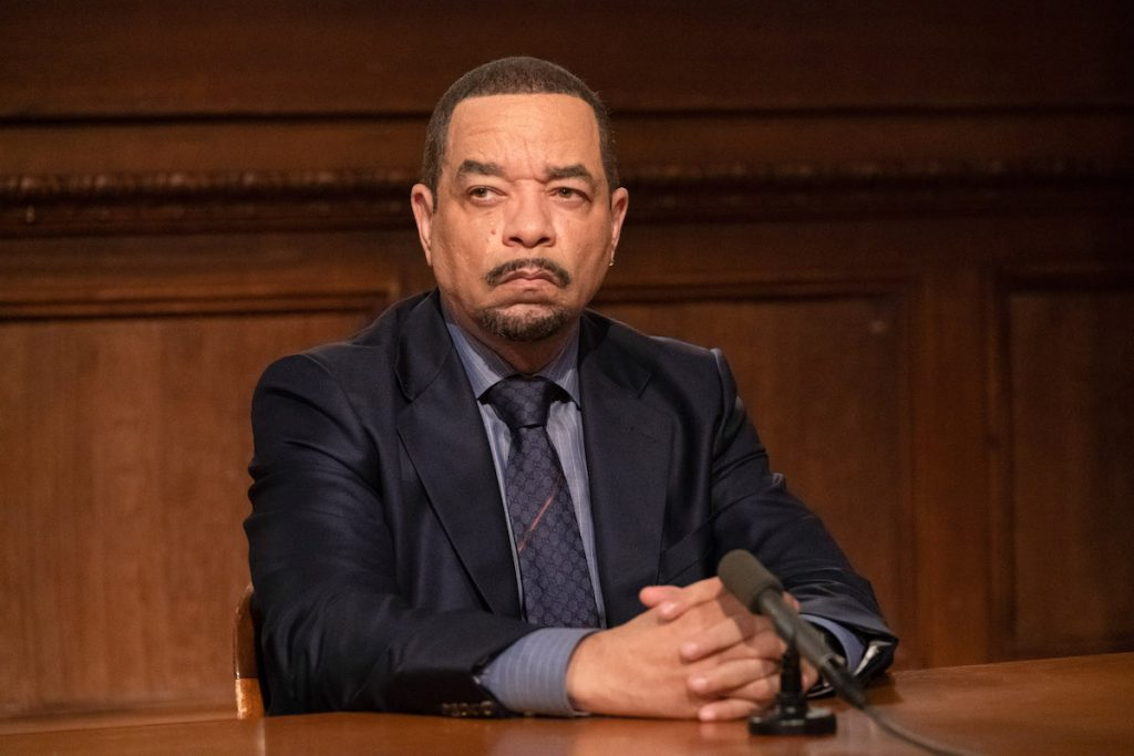 Ice-T in 'Law & Order: SVU'