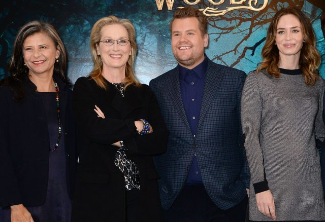 Is 'Into the Woods' on Disney+?