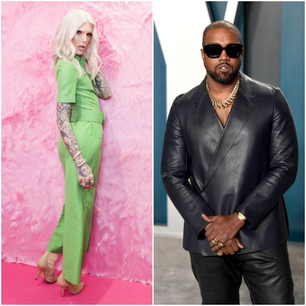 Jeffree Star Kanye West