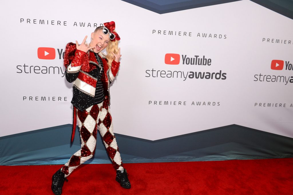 JoJo Siwa why she doesn't want to label herself