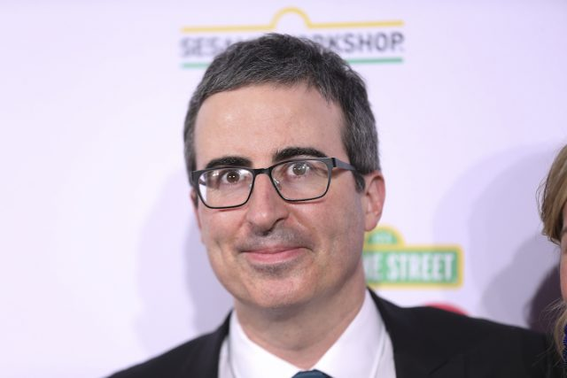 John Oliver Rejected Queen Elizabeth's Royal Award — 'Why on Earth Would I Want That?'