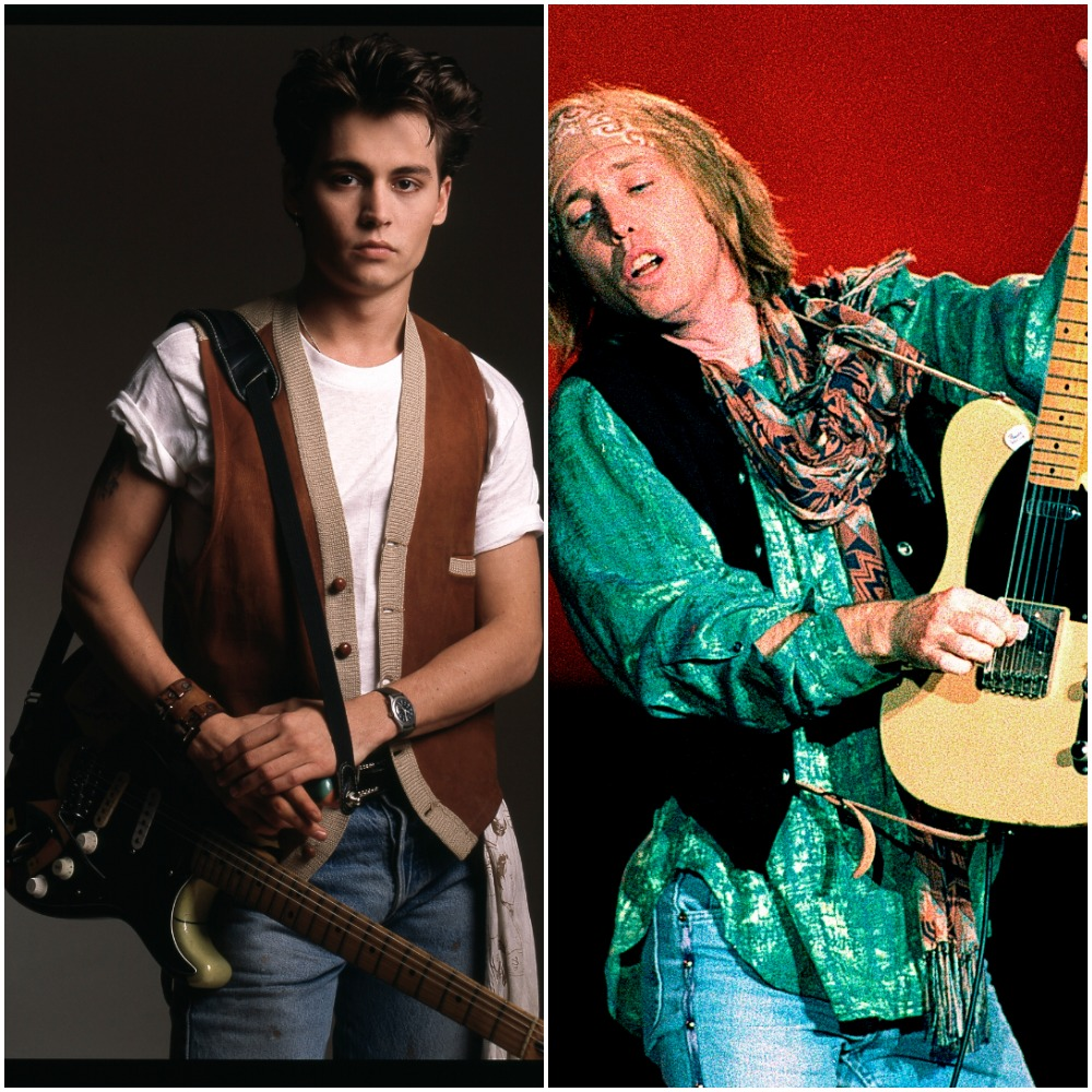 Johnny Depp; Tom Petty