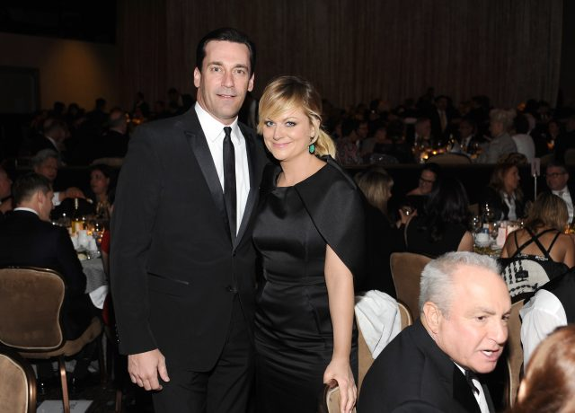 How 'Saturday Night Live' Host Jon Hamm Made Amy Poehler Laugh in the Middle of a Crisis: 'Everyone Got Very Quiet'